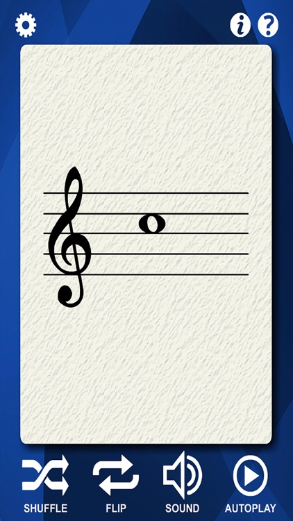 Flute Flash Cards screenshot-0