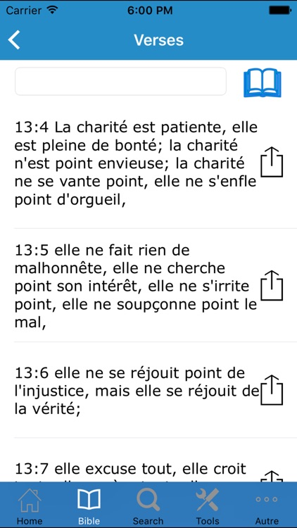 La Sainte Bible en Français - Louis Segond screenshot-3