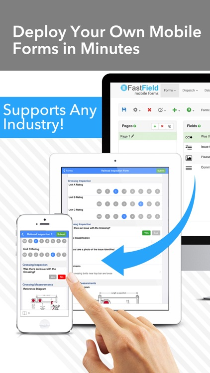 FastField Mobile Forms