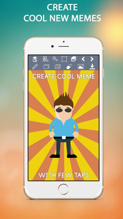 Meme Designer - Creator for custom memes screenshot-1