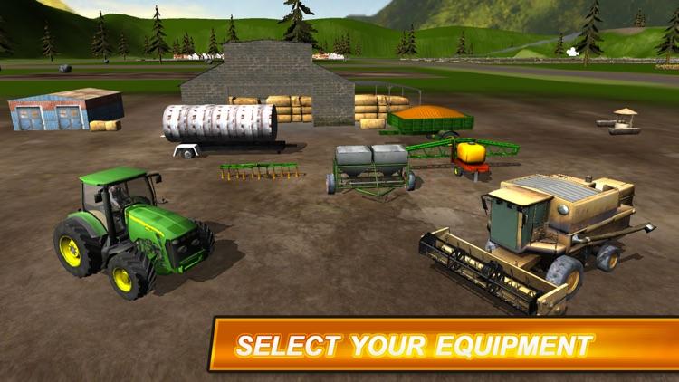 Farm Sim 2016 : Countryside Farming Business