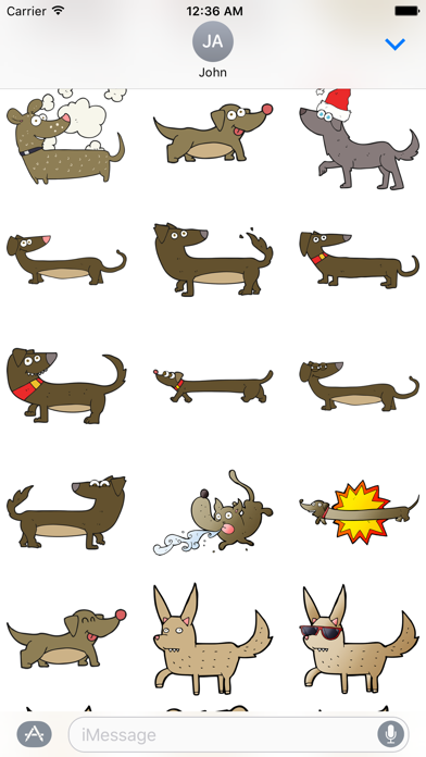 Dogs! The DoodleBomb Collection screenshot four