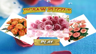 Flower Jigsaw Puzzle Free screenshot one