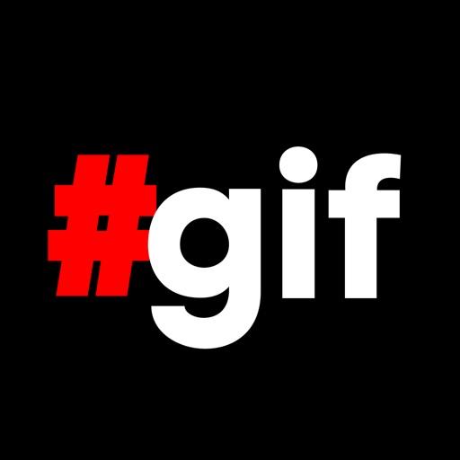 #GIF icon