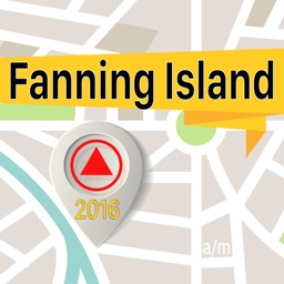 Fanning Island Offline Map Navigator and Guide