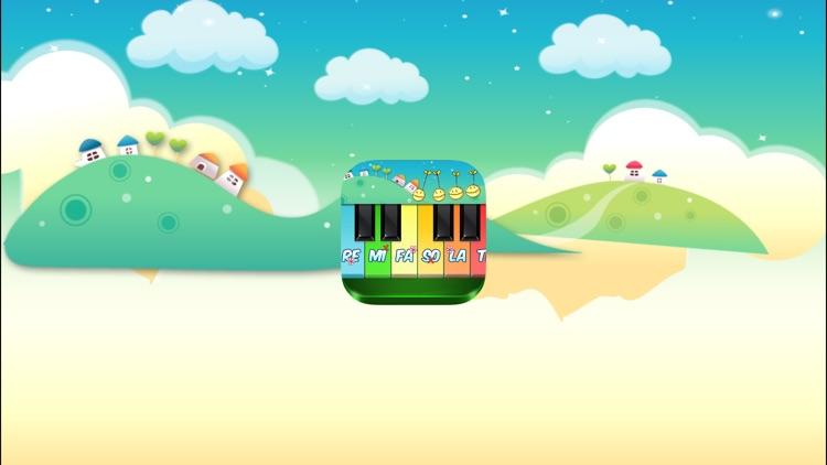 Baby Piano With Nursery Rhymes screenshot-4