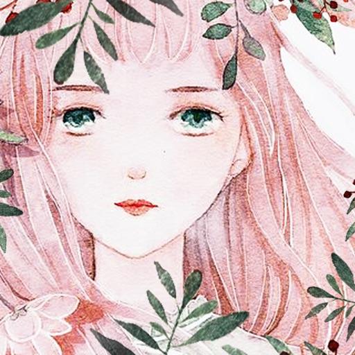 着色ガーデン-女子人気スケッチ ゲームセンター無料