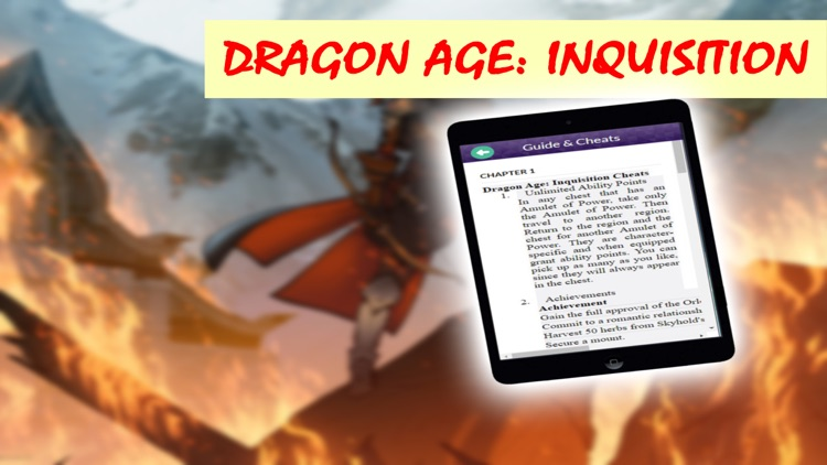 PRO - Dragon Age: Inquisition Game Version Guide