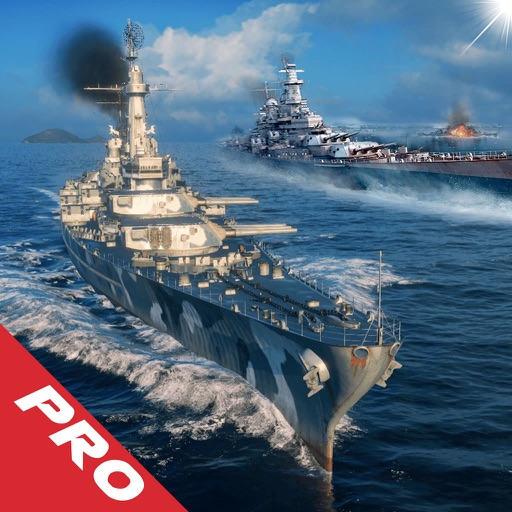 Adrenaline Career Battleship Pro - Fast-paced naval warfare!