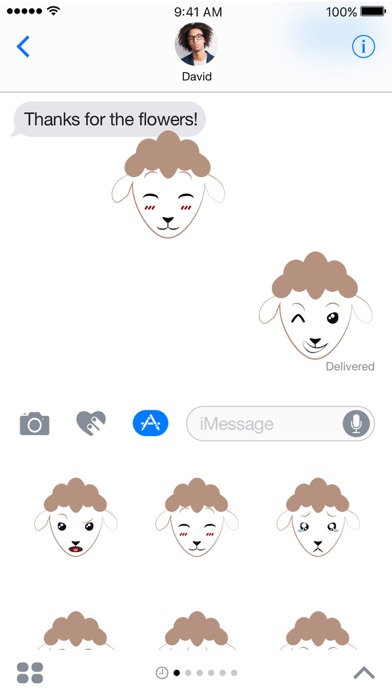 Screenshot #6 for Sheep Expressions
