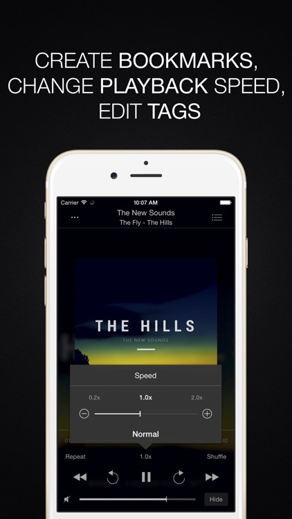 Evermusic Pro - offline music screenshot-2