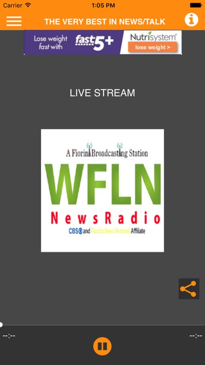 WFLN News Radio 1480