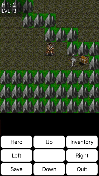 Saga RPG II: Evolution-1