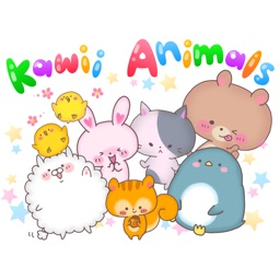 Kawaii Animal Sticker