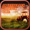 拖拉机模拟游戏的冒险旅程。