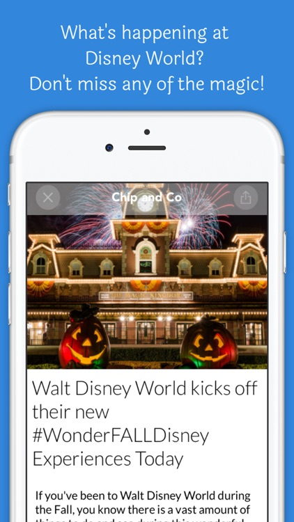 Ears the News: for Disney World screenshot-3