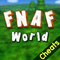 Cheat Codes+Walkthrough for FNAF World
