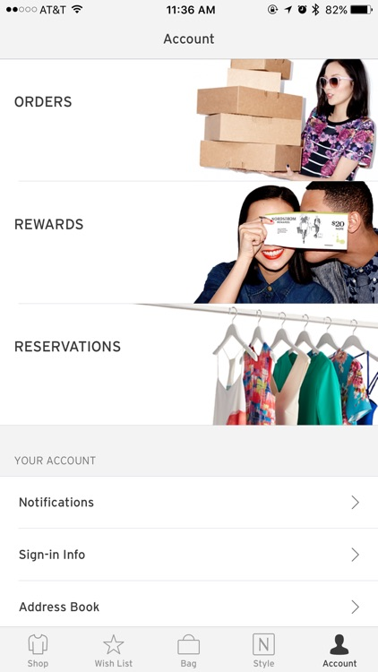 Nordstrom – Shopping, Fashion, Clothing & Style screenshot-3