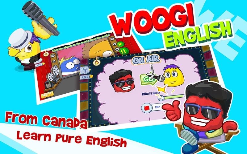 Woogi English for Mac