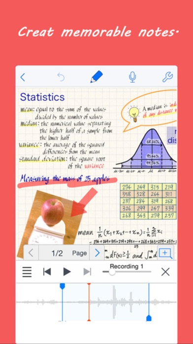 Notepad InkPad - Notes Taker & Annotate Adobe PDFs at