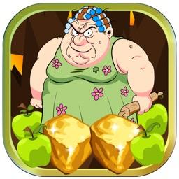 "A Granny ""Gold Digger"" Smith FREE - A Money & Gran Toss Arcade Game"
