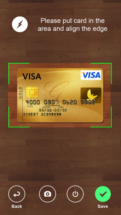 Card Mate Pro- credit cards screenshot-4