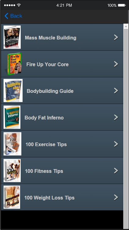 Muscle Building Workouts - Learn Bodybuilding Techniques & Tips screenshot-3