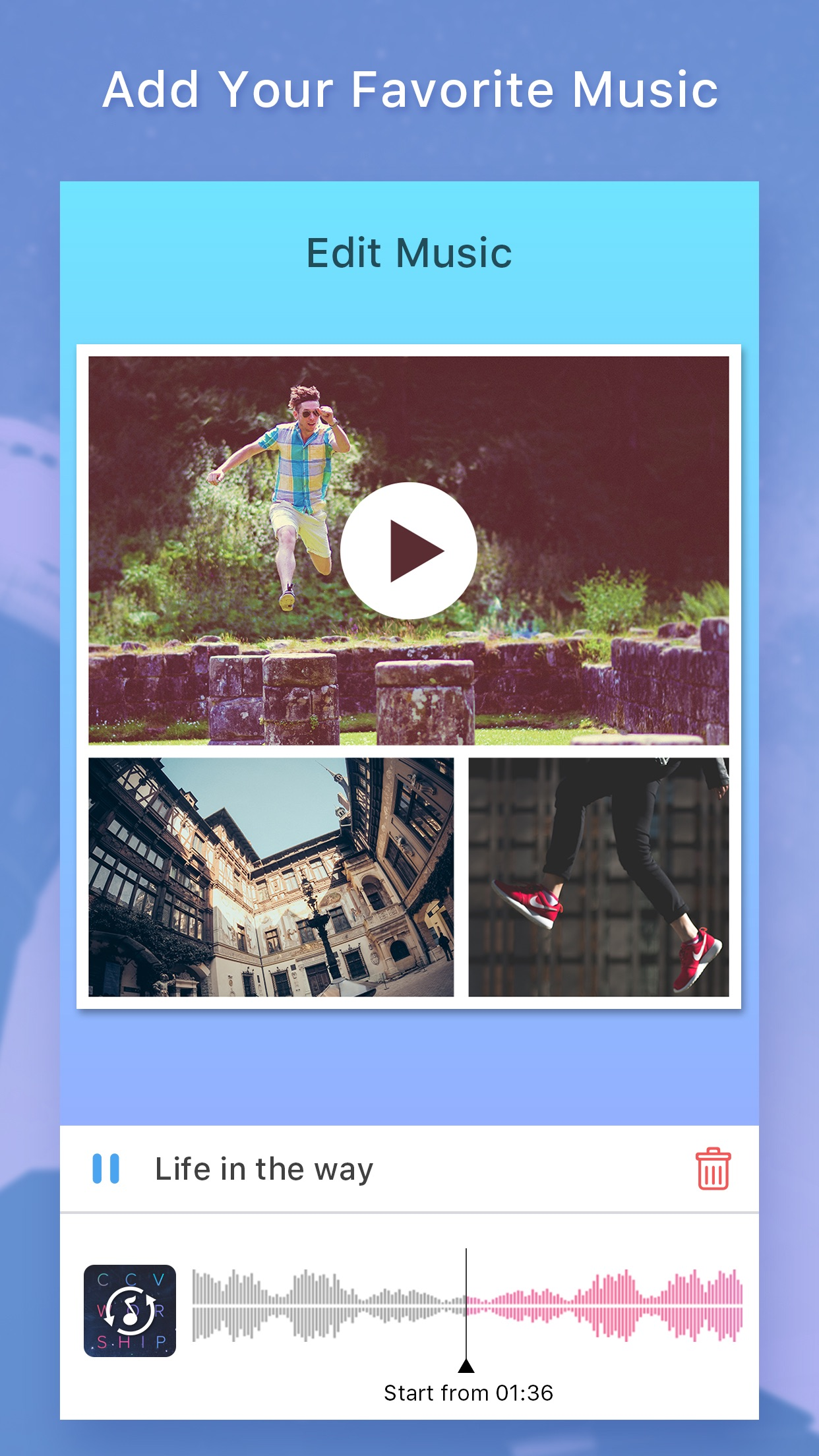 Photo & Video Collage Maker Screenshot