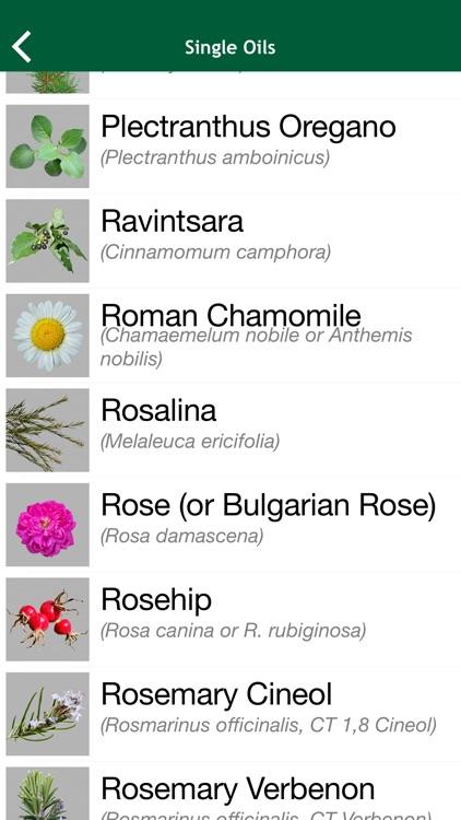 Ref Guide for Essential Oils screenshot-3