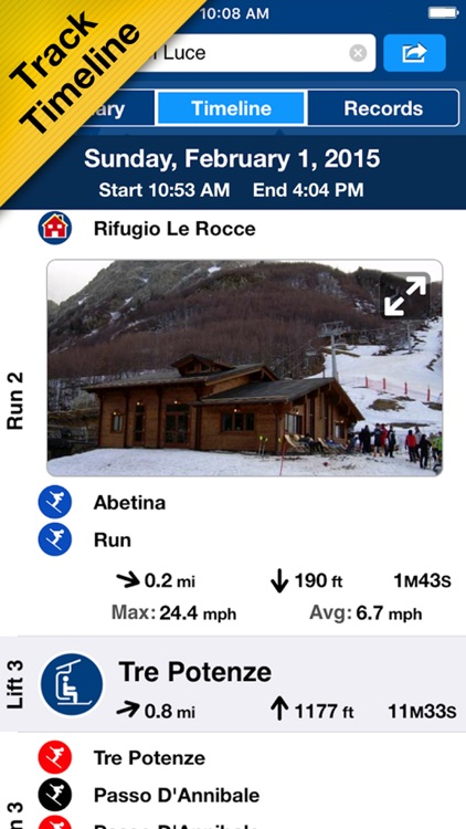 NAVIONICS SKI screenshot-1