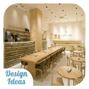 Coffee Shop & Bakery Design Ideas
