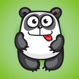 Fun Panda - Stickers for iMessage