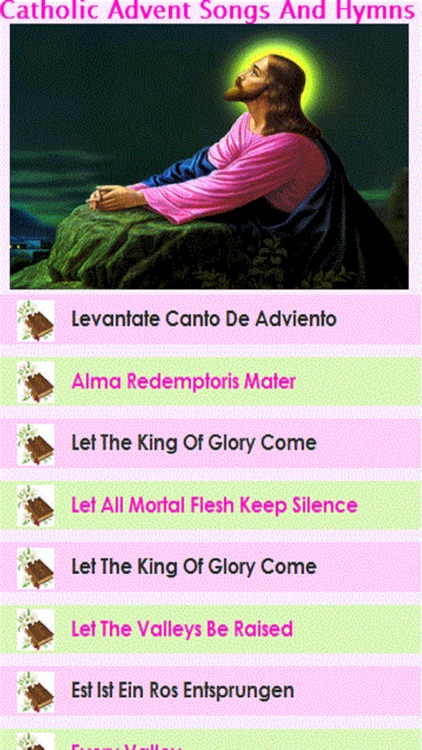 Catholic Advent Songs and Hymns