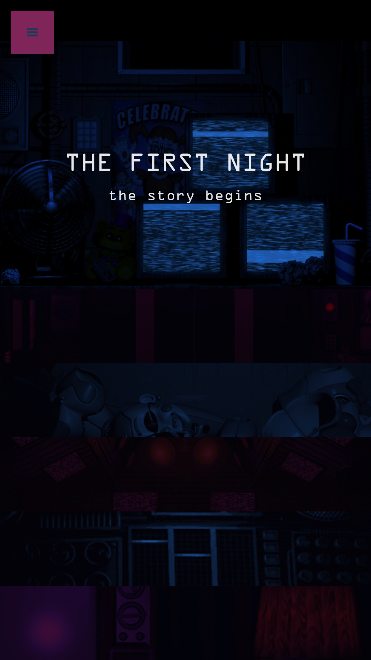Cheats for FNAF Sister Location Screenshot