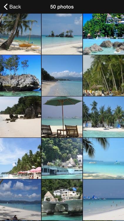 Borracay Island Offline Travel Guide screenshot-3
