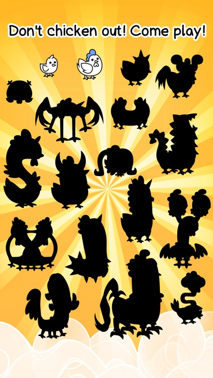 Chicken Evolution   Clicker Game of the Mutant Farm screenshot-3