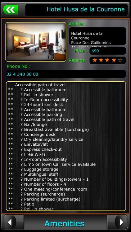 Liege Offline Map Travel Guide screenshot-3