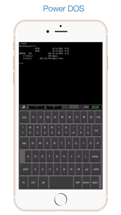 Power DOS screenshot1