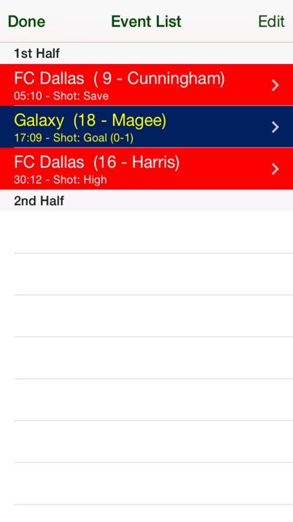 Score Soccer screenshot-3
