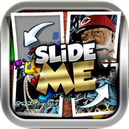 Slide Picture Puzzle Quiz Pro for Rapper Character