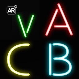 vABC - English Alphabets With Augmented Reality