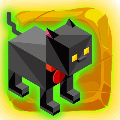 Kitty Run Adventure - Cute Fluffy Jump in Town iOS App