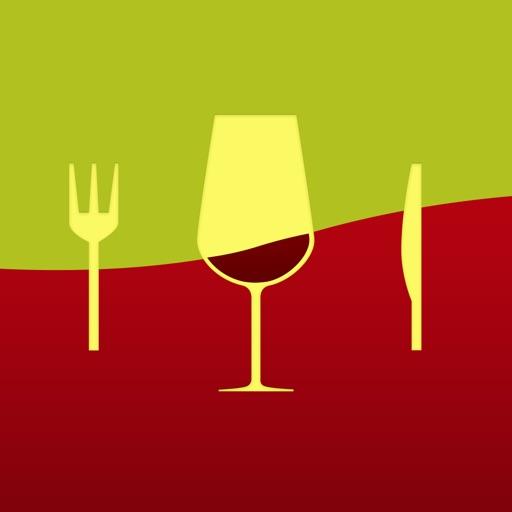 Pocket Wine Pairing app logo