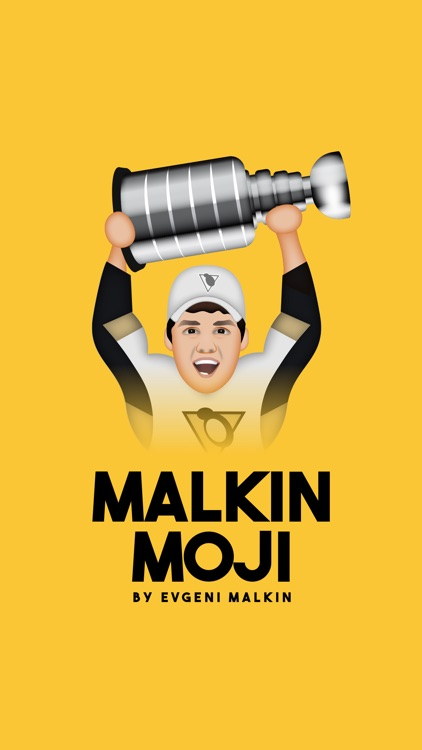 MalkinMoji by Evgeni Malkin screenshot-0