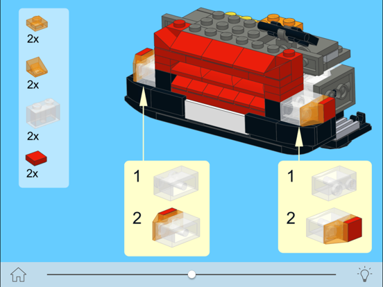 Scania Truck for LEGO - Building Instructions   App Price Drops