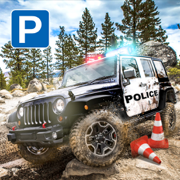 4x4 Offroad Police Car Parking Chase  3D Simulator