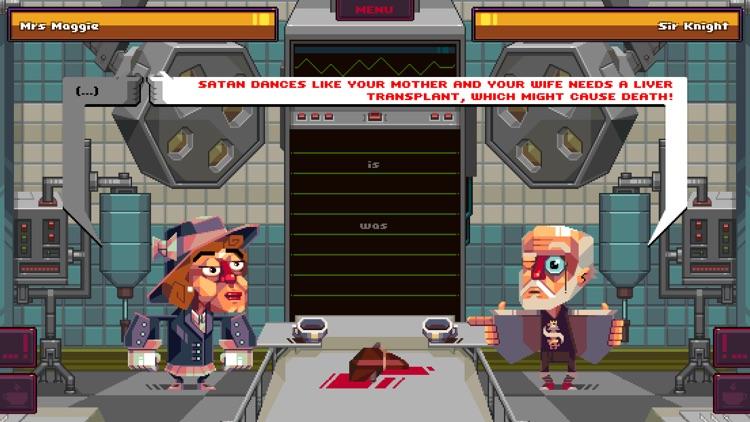 Oh...Sir! The Insult Simulator screenshot-4