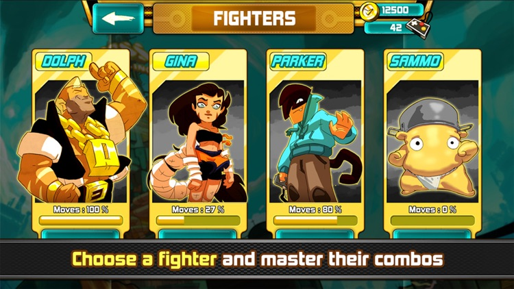 Combo Crew screenshot-3