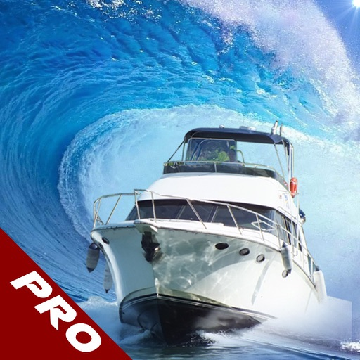 Cruise Sea Boat : Simulator Sail PRO icon