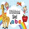 Barn lärande spel (Svenska)